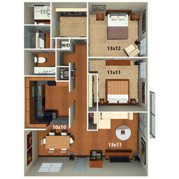Bellevue Apartments Nashville: Nashville, TN Apartments For Rent