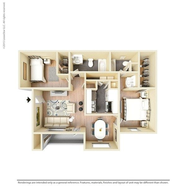 Houston, TX Apartments For Rent