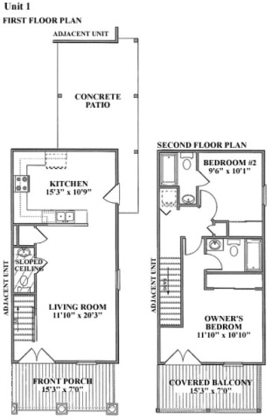 St. Charles I (Townhome)