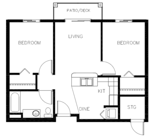Apartments In Richland Wa: 55+ Community Living