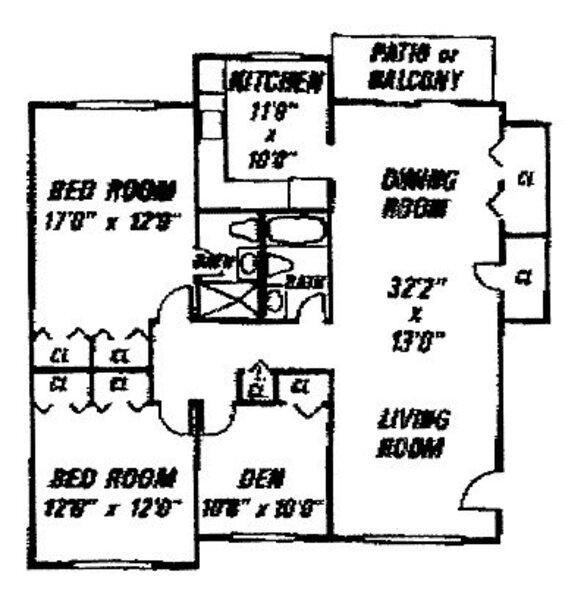 Princeton Court Apartments: Princeton Horizon Apartments
