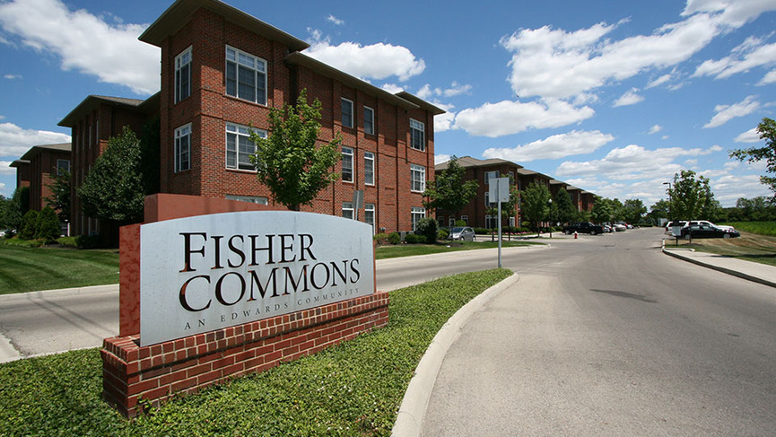 Apartments for Rent in Columbus, OH | FISHER COMMONS - Home