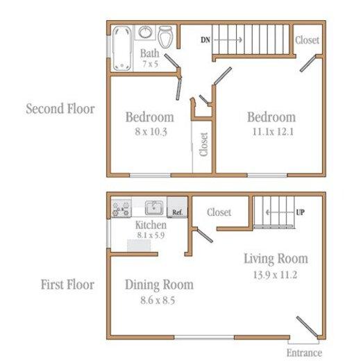 Richfield Village - Clifton, NJ Apartments for Rent
