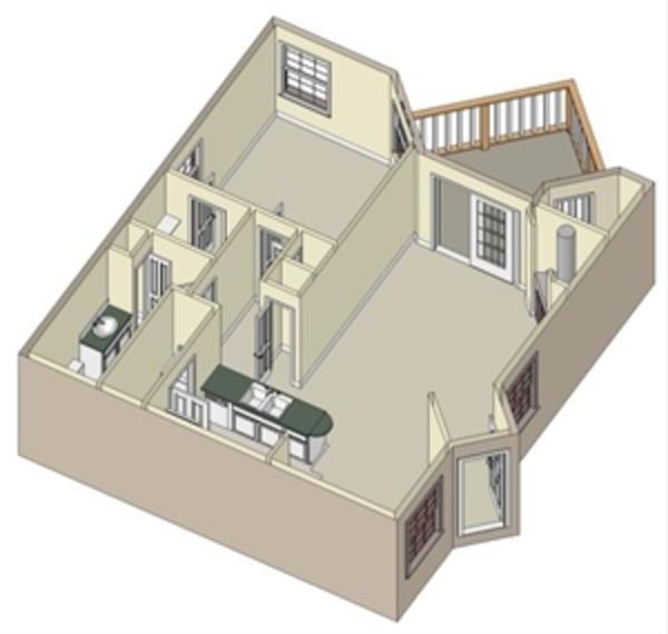 North Charleston Sc Apartments: Berkshires On St. Ives II