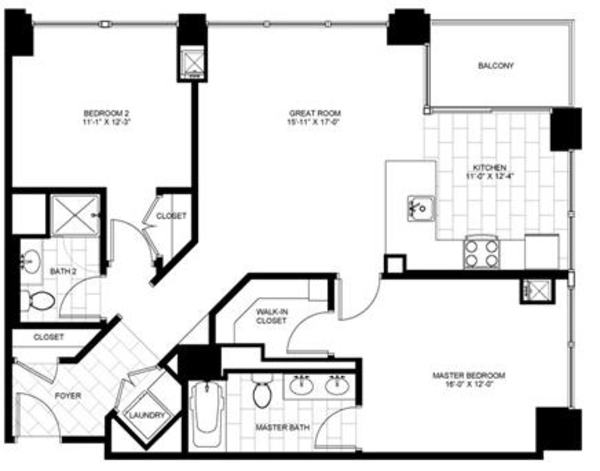 Two Bedroom 02
