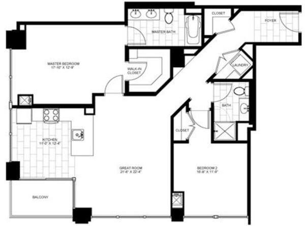 Two Bedroom 07