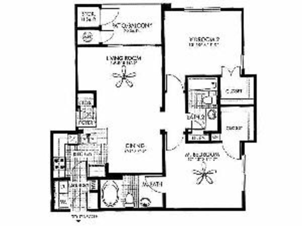 Beauty - 2 Bedroom, 2 Bath