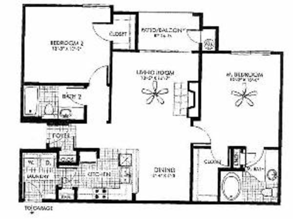 Rejuvenate - 2 Bedroom, 2 Bath