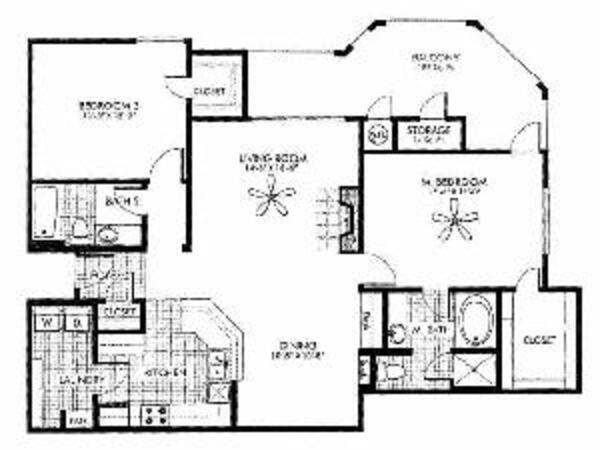 Lavish - 2 Bedroom, 2 Bath