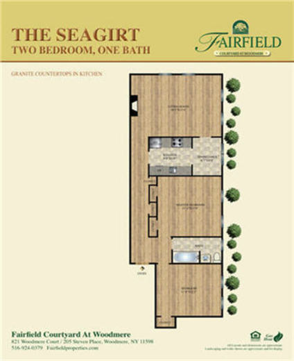 Woodmere Apartments: Fairfield Courtyard At Woodmere