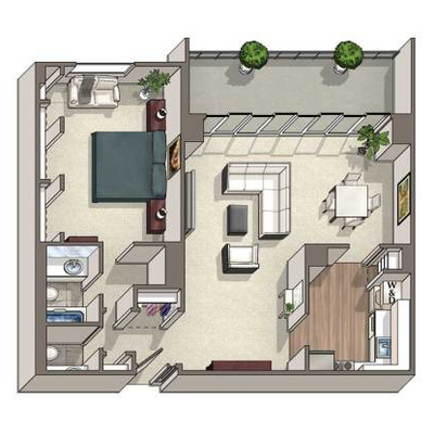 4848 Bedroom Apartments In Alexandria VA The Summit Floor Plans Awesome 3 Bedroom Apartments In Alexandria Va