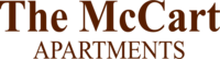 MCCART APARTMENTS