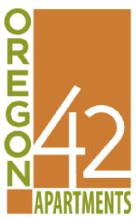 Oregon 42 Apartments Logo