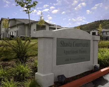 Shasta Courtyards Apartments