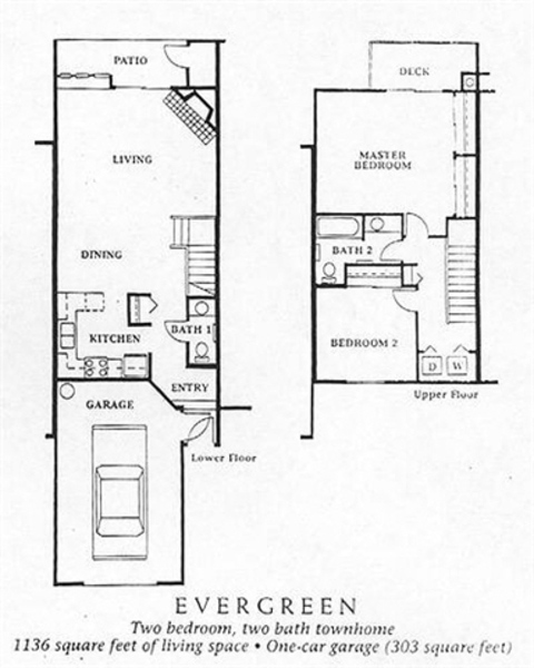 Evergreen (Townhome)