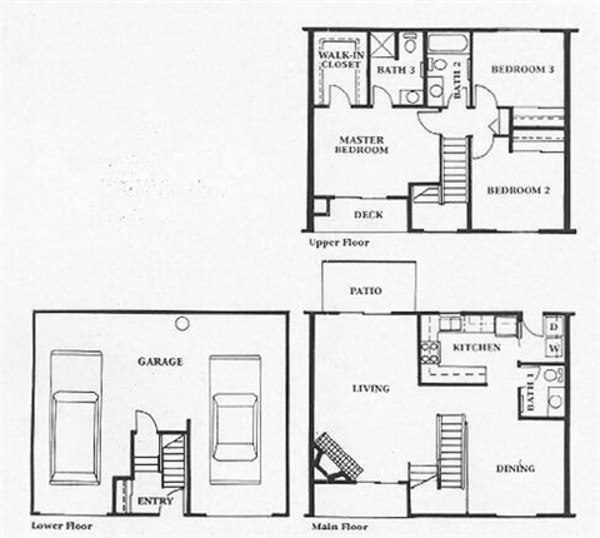 Madrona (Townhome)