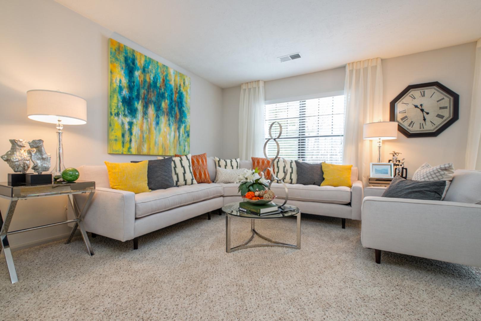 One Bedroom Apartments In Kent Ohio Hidden Lake Apartments 1 Amp 2 Bedroom Apartments In Stow Oh