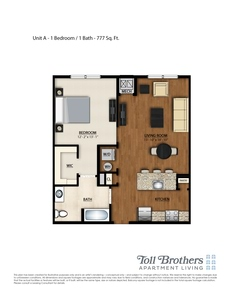 Floor Plans at Parc Westborough - Westborough, MA Apartments