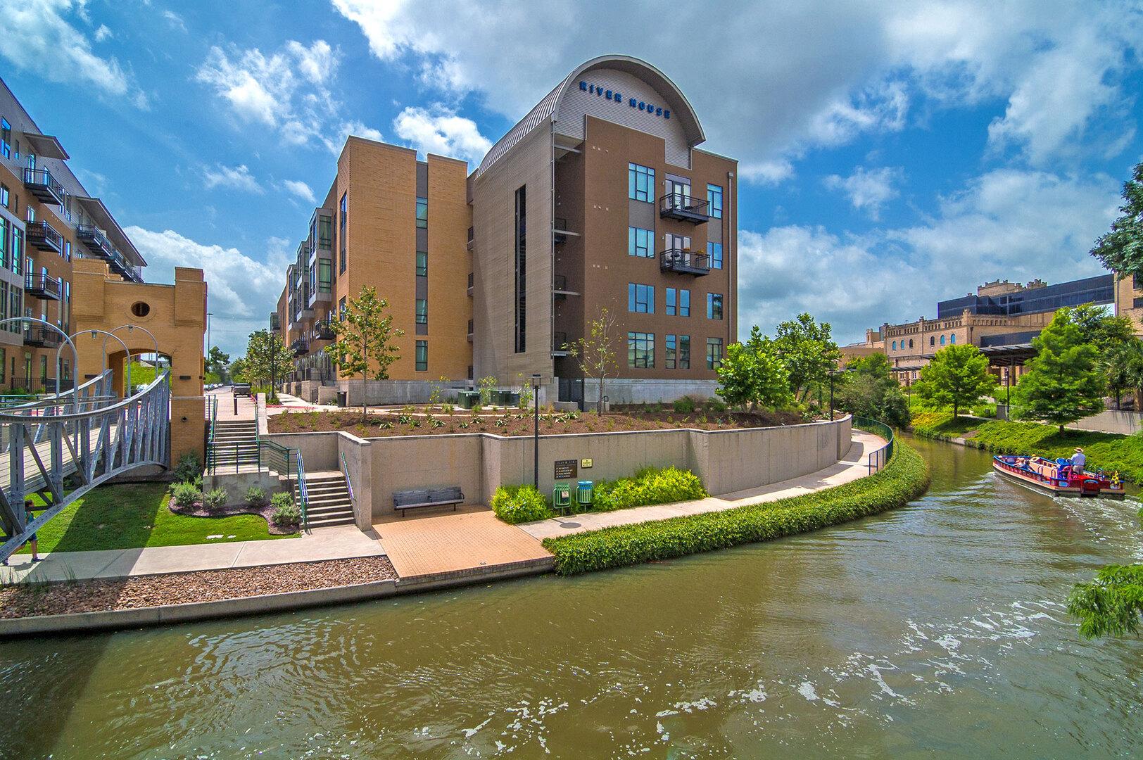 Apartments Downtown San Antonio River House Apartments