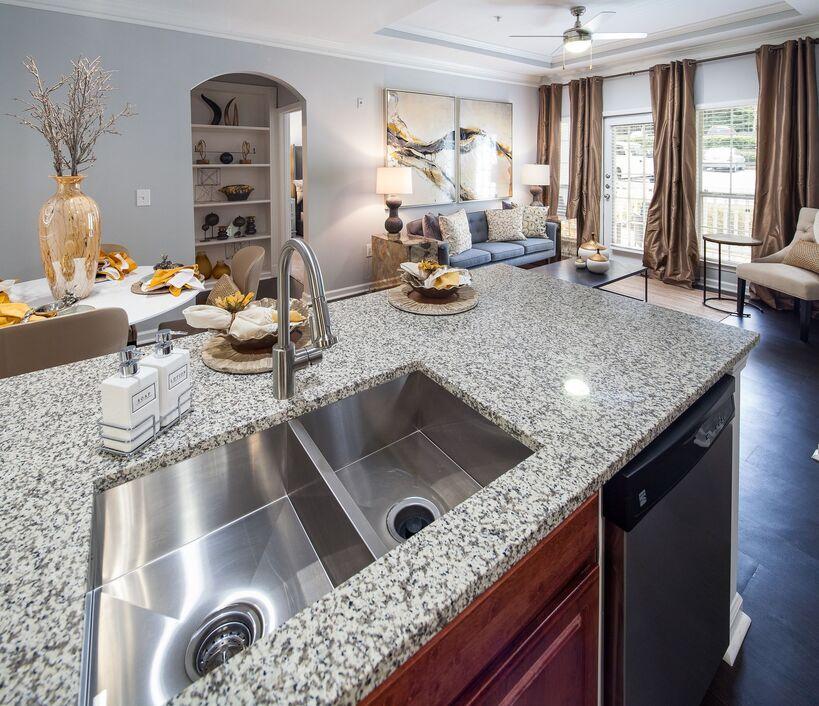 Granite Countertops U0026 Undermount Sinks