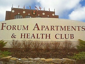 The Forum Apartments & Health Club | Cincinnati, Ohio, 45220  High Rise, MyNewPlace.com