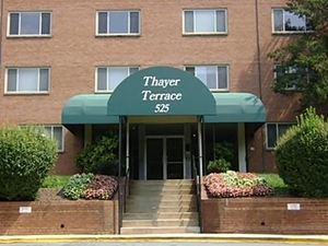 Thayer Terrace Apartments | Silver Spring, Maryland, 20910  Mid Rise, MyNewPlace.com