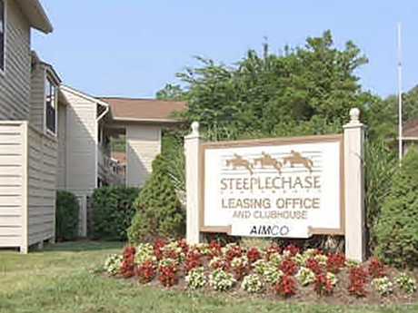 Image of apartment in Fredericksburg, VA located at 5300 Steeplechase Dr
