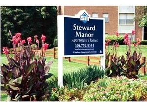 Steward Manor | Laurel, Maryland, 20707  Garden Style, MyNewPlace.com