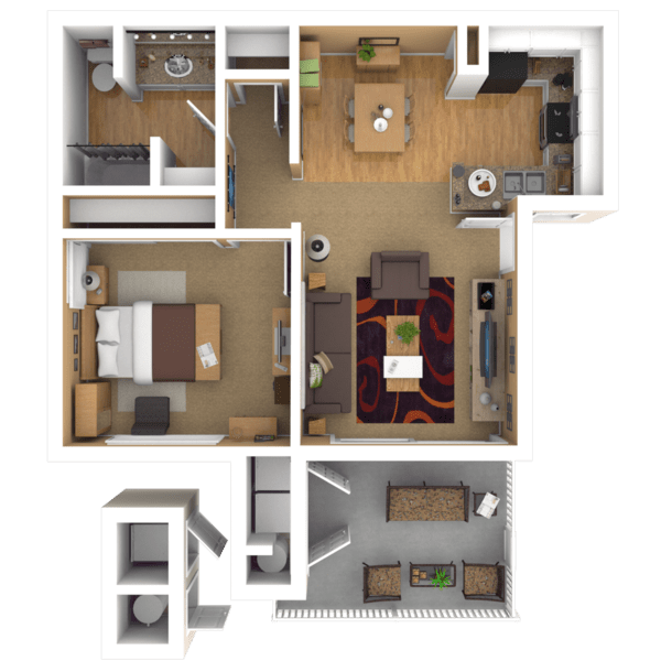 The Highlands Apartment Homes