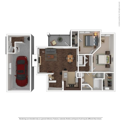 Studio, 1, 2, 3 & 4 Bedroom Apartments in Prosper, TX