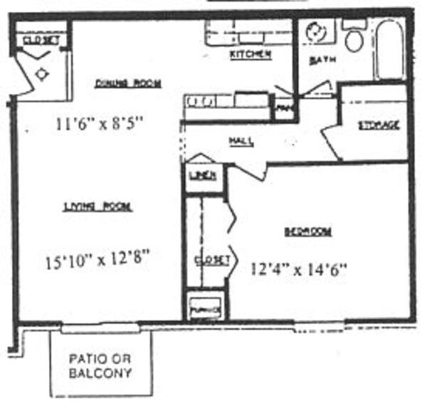 Farmington Hills Mi Apartments For Rent: Stoneridge Manor Apartments