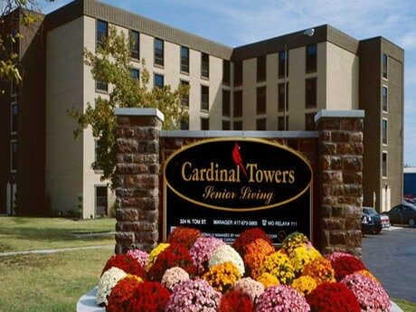 Cardinal Towers Apartments