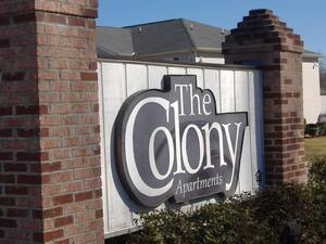 The Colony Apartments | Columbus, Mississippi, 39702  Small Building, MyNewPlace.com