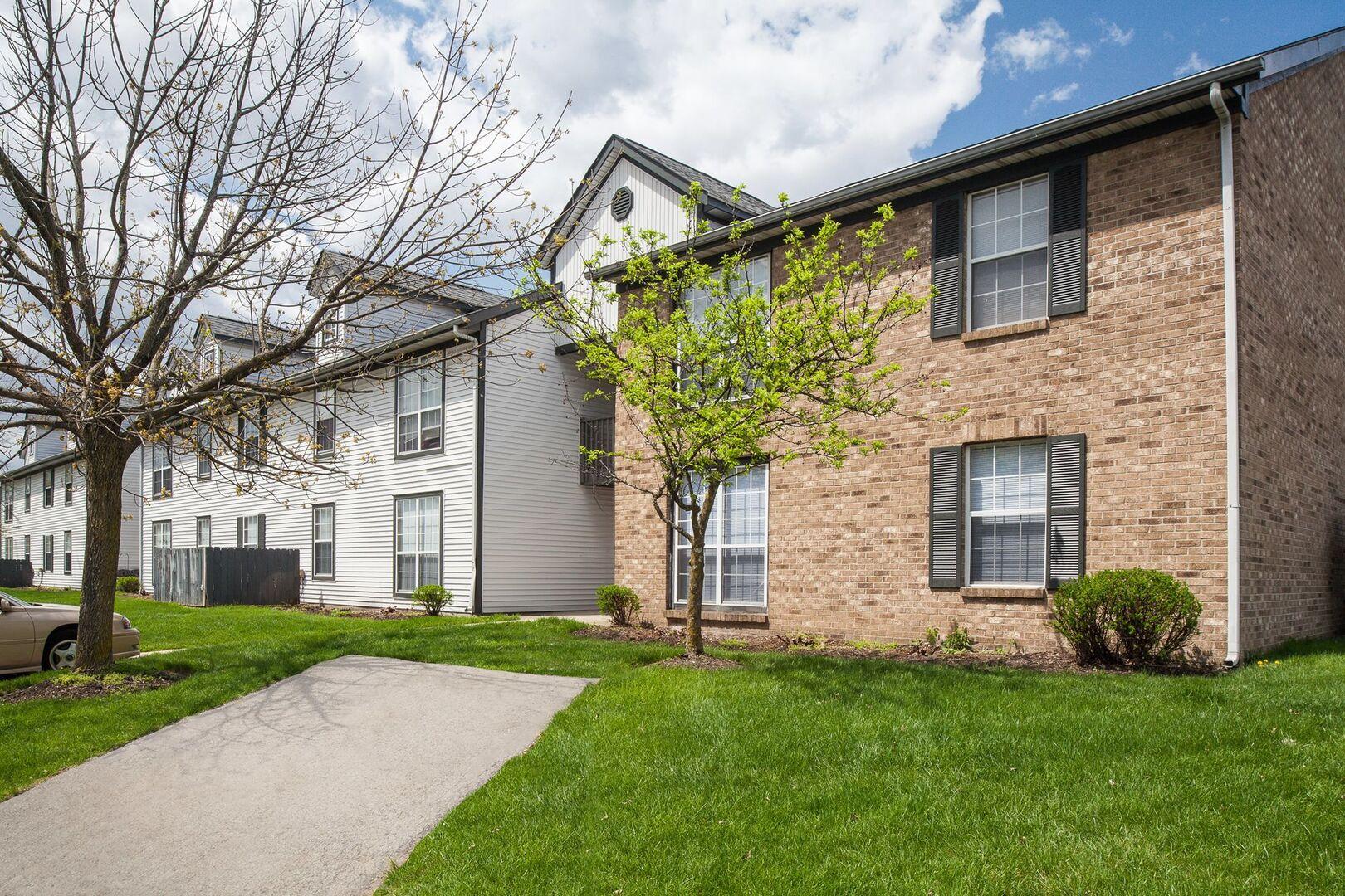 Lakes Edge Apartments Pickerington Ohio