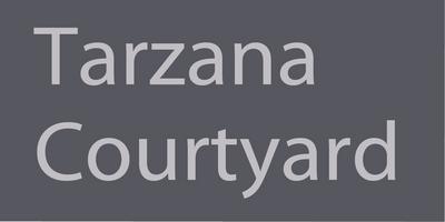 Tarzana Courtyard