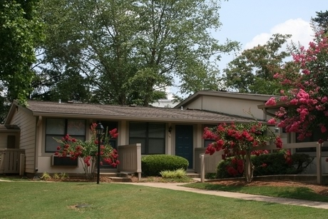 Image of apartment in Carrollton, GA located at 400 Northside Dr