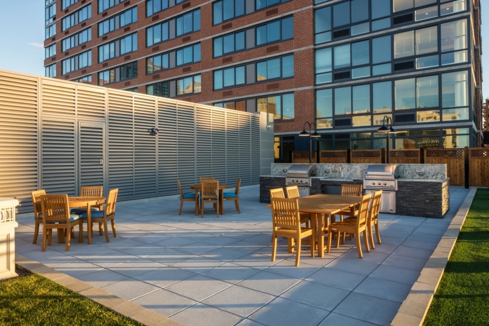 10 Provost Jersey City Floor Plans