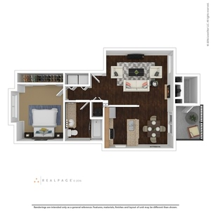 Kent, WA River Pointe Floor Plans | Apartments in Kent, WA ...