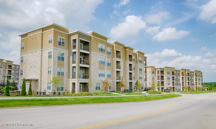 Residences At Prairie Fire Photo Gallery Overland Park