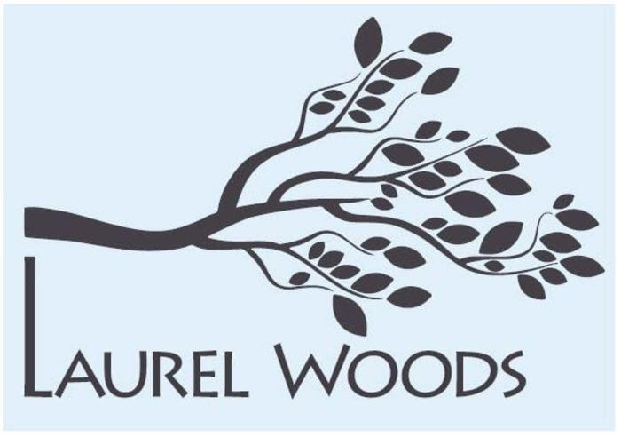 Laurel Woods Logo