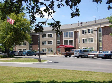 Clinton Manor Apartments
