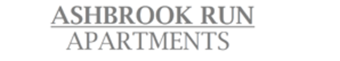 Ashbrook Run Apartments Logo