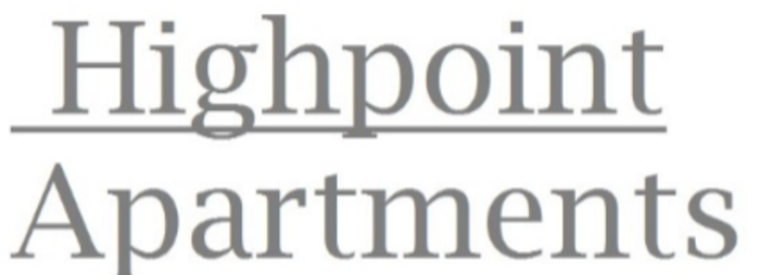 Highpoint Apartments Logo