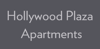 Hollywood Plaza