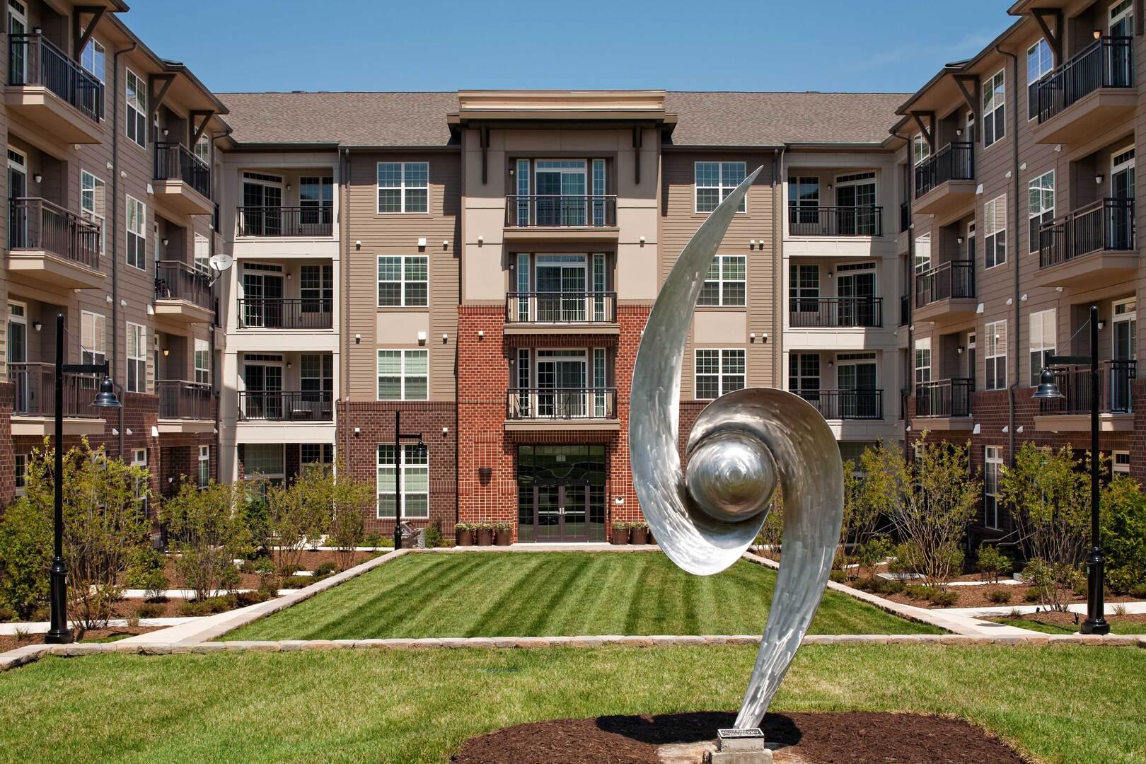 Luxury Apartments for Rent in Gaithersburg, MD | Hidden ...