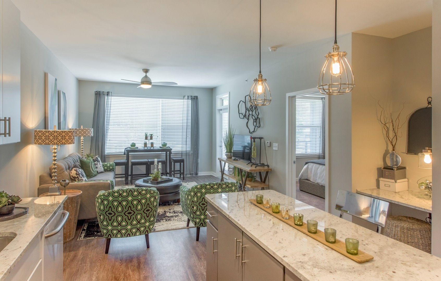 Browse Photos of Asbury Flats Luxury Apartments in Charlotte
