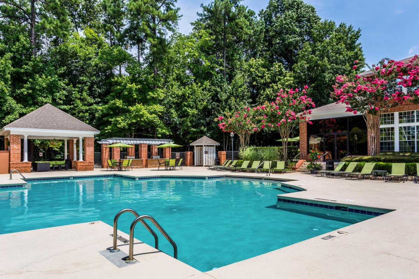 apartments near research triangle cary reserve at weston in cary nc