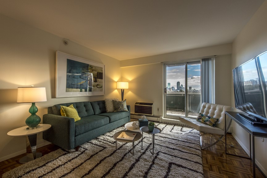 Apartments for Rent in Brookline, MA - Dexter Park Apartments