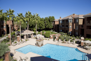 Courtney Village Apartments | Phoenix, Arizona, 85008  Garden Style, MyNewPlace.com
