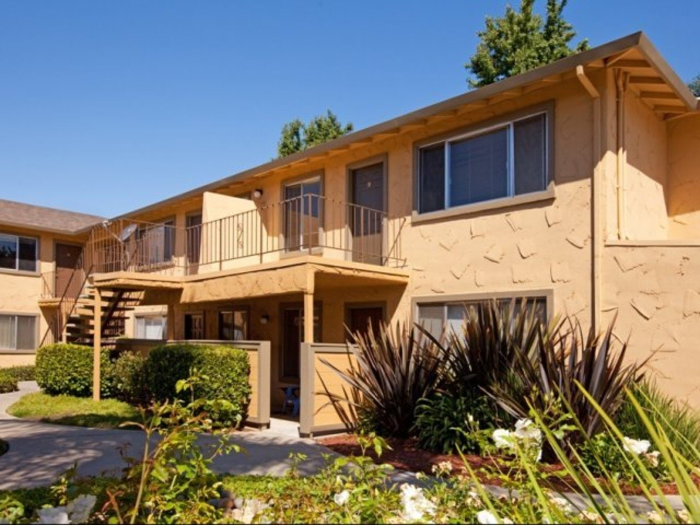 Brentwood Apartments In Campbell Ca Lyon Living